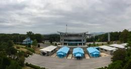 Der Blick nach Südkorea
