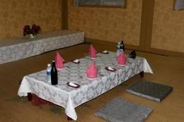 unser Abendbrottisch