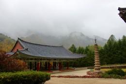 Pohyon-Tempelanlage