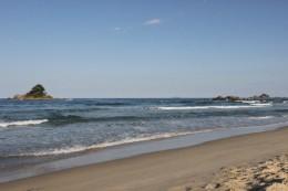 Das Japanische Meer heißt in Korea Ostmeer