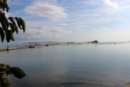 Wonsan Hafen