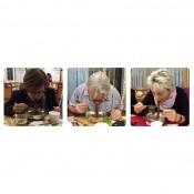 Und so isst man elend lange Nudeln - ein Leibgericht der Koreaner
