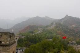 Die Große Mauer bei Badaling
