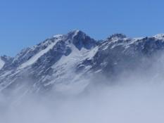 Die Berge, sie kommen