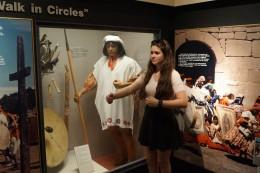 Kristin die Indianerin