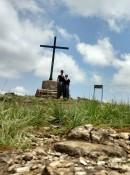 Sogar mit Gipfelkreuz