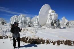 ALMA, Chile, 5100 m