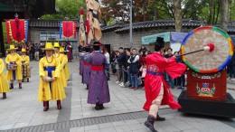 Wachablösung Seoul