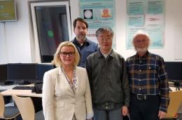 Prof.Zeng im SFN