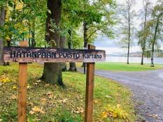 Finnland = viel zu viele Äs, Seen, Wald, Kalt.