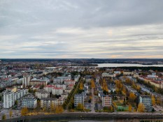 Tampere, du beschauliches Städtchen