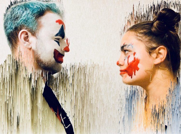 Clowns unter sich