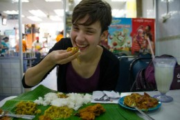 mjam mjam - Indisches Essen, ganz ohne Besteck