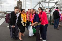 Die ersten Maori