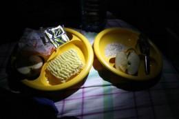 Ein nahrhaftes Abendessen
