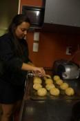 Unsere Superbäckerin
