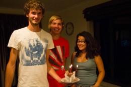 Geburtstage kann man nicht oft geung feiern!