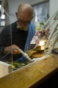 In der Jade factory wird fleissig gearbeitet