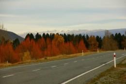 Herbst und Berge