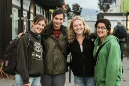 Stufentreffen Abi '12 vom HhG in Christchurch