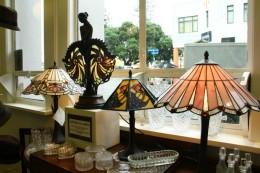 Lampen wie bei Tiffany's
