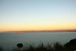 Die Küste von Gisborne