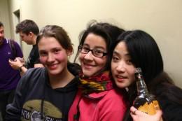 Viola, Chris & Yeji