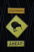 Shhhh-Kiwis sind nachtaktiv