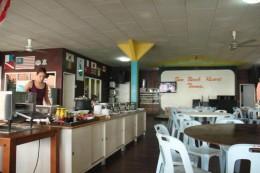Unser Restaurant mit Meerblick