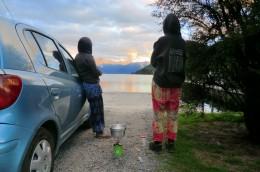 Gangstaaaas am Lake Rotoraaaa