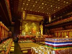 Buddhatempel inside