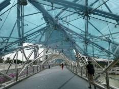 Helixbrücke von innen