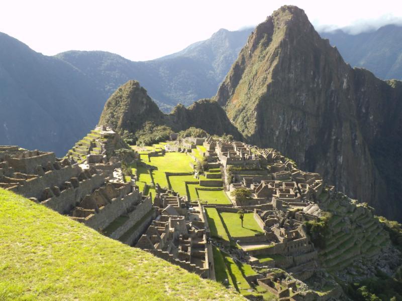 Machu Picchu - Ziel einer langen Reise