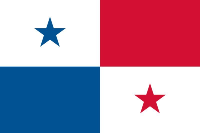 Flagge Panamas