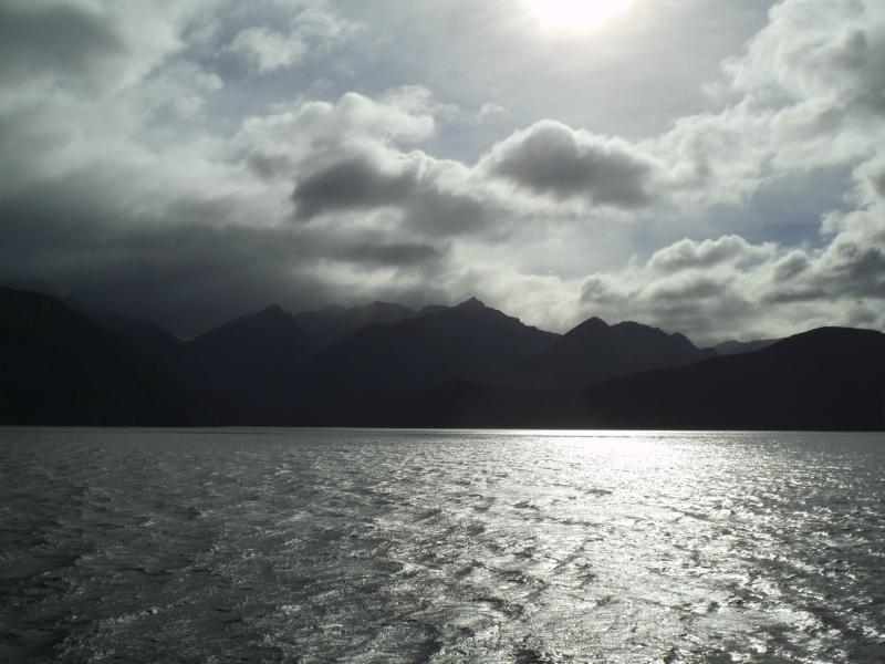 Der Manapouri See