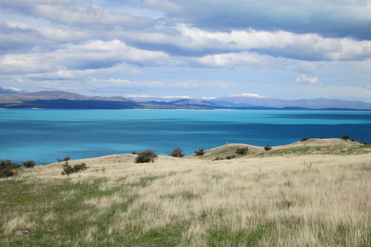 Keine Fotomontage! Lake Pukaki im Original! Der blanke Wahnsinn, oder?