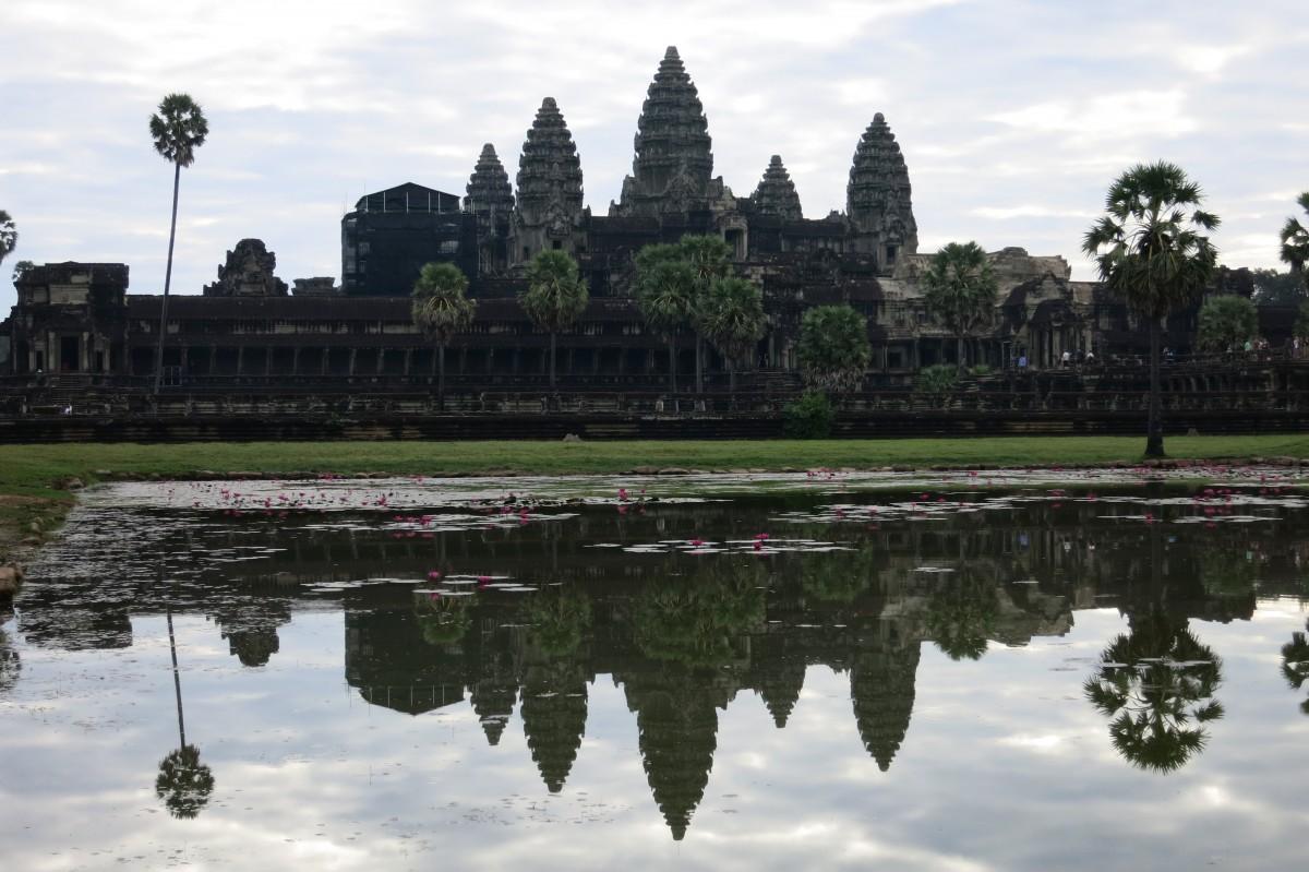 Ein Traum wird wahr: Die Türme von Angkor Wat