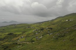 Ausblick vom Ring of Kerry