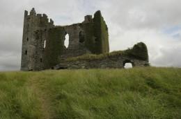 Ballycarbary Castle