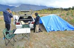Campingplatz in Queenstown