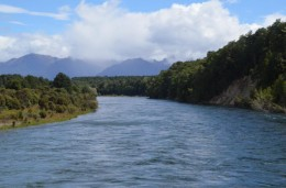 Fluss Kepler Track