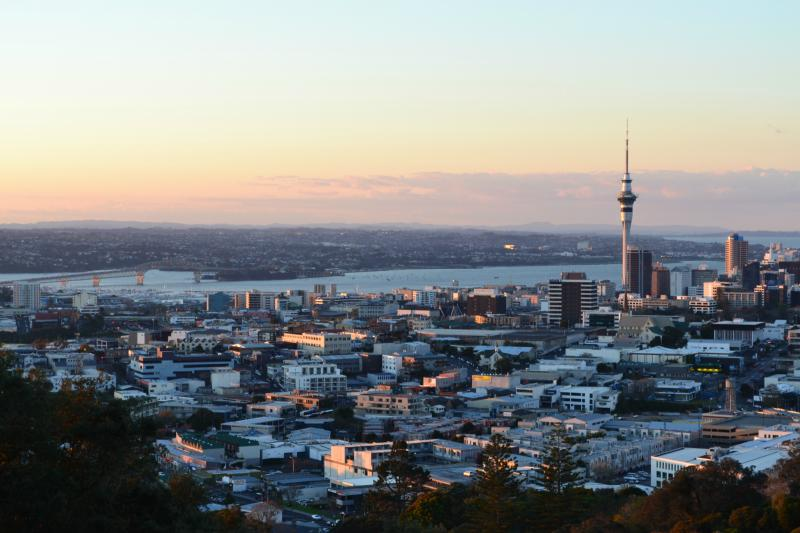 Pretty Auckland!