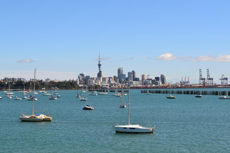 Auckland Scenery 2