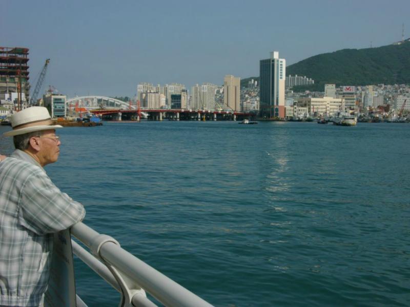 Bucht von Busan