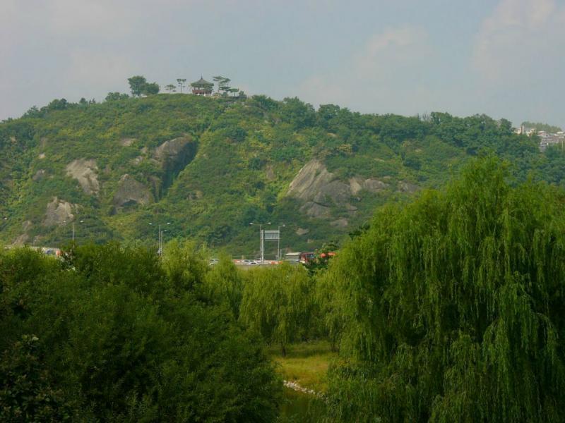 Umgebung des Seoul Forest