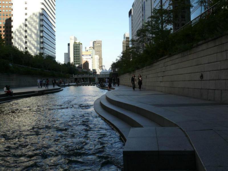 Changgyecheon Seoul 2013