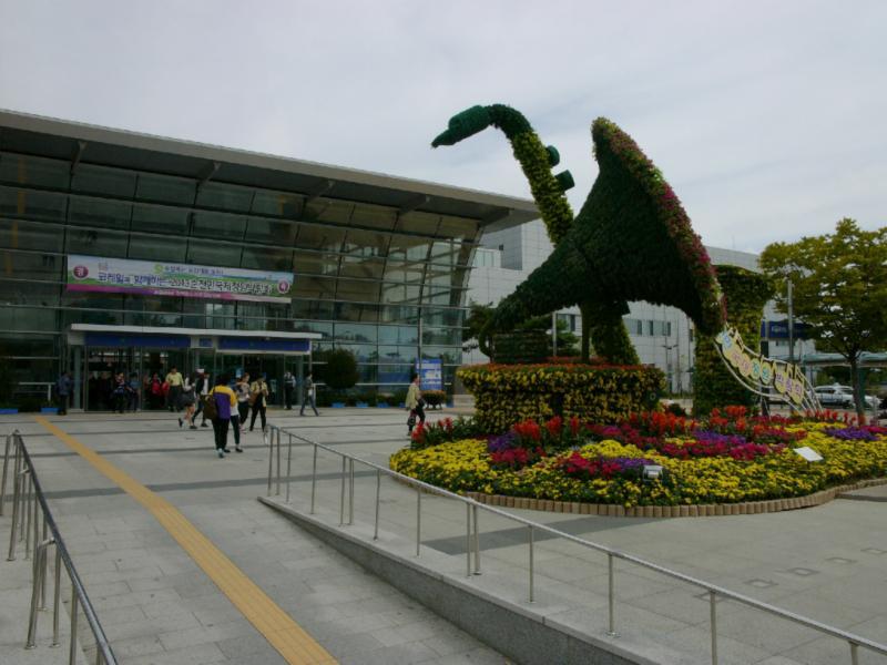 Bahnhof Suncheon