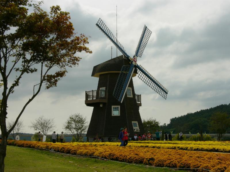 Ja, unsere holländischen Freunde sind auch da :-)