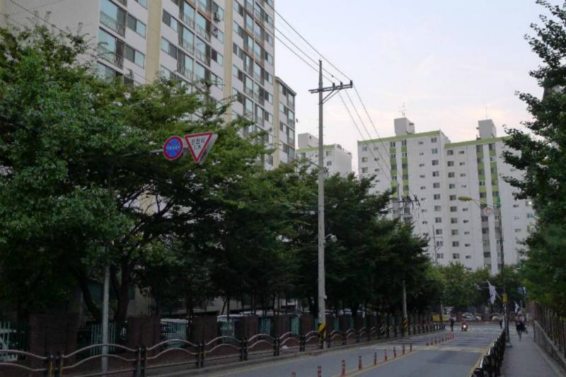 Apartments aus der Mitte der 80er Jahre