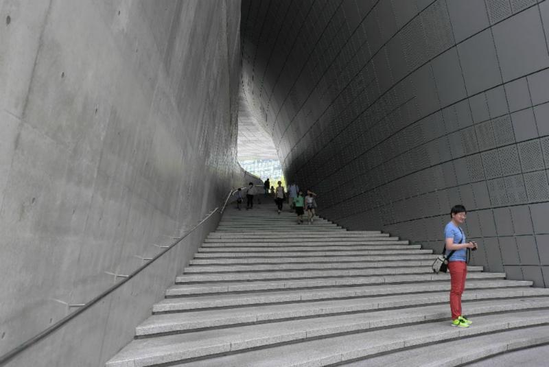 Eigentlich Architektur des 22. Jahrhunderts...